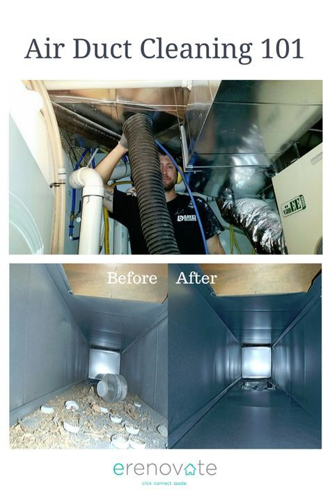 Air Duct Cleaning 101 After Several Years In The Business