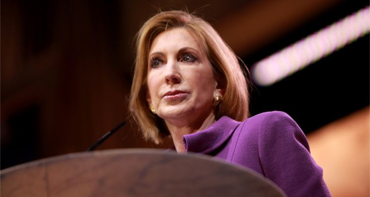 "30,000 Heartbreaking Reasons NOT To Vote For Carly Fiorina. ""That's 30,000 people she laid off. People with families. And what does she say she would have done differently?"" ""I would have done them all faster."" —Carly Fiorina"