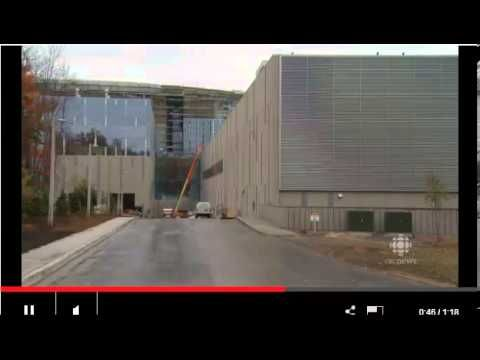 """Check out this video of the lavish """"palace"""" that ultra-secretive spy agency CSEC is building.  Oh, and by the way, they're building it with your money"""