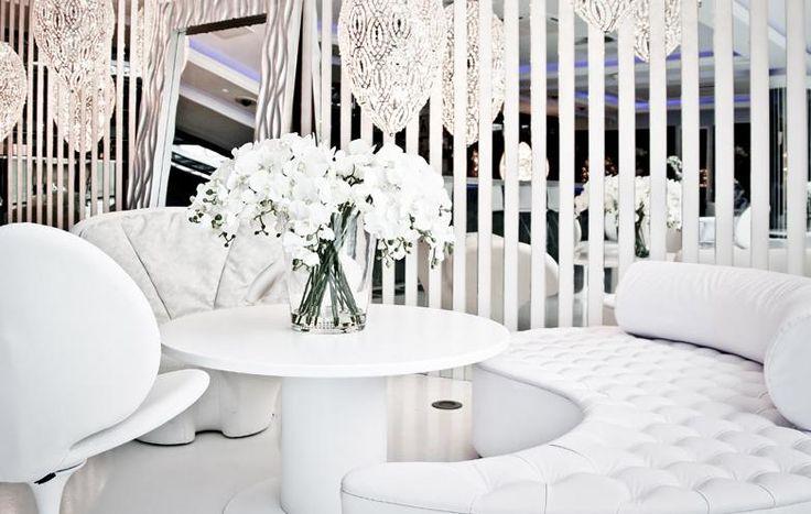 VG Arabesque Egg (Pendant Lighting)   VG Pouf Marilene   VG Armchair Pansè   VG Flower Arrangements - Interior design by Architect Ante Vrban ► www.antevrban.com - #interior #luxury #decor #design #italian #furniture #living #lighting #flowers #floral #decoration #arrangements #lamps #chandeliers #light #interiors #fashion #style #home #architect #designer #moscow