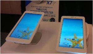 Plus Minus Tablet Advan Vandroid X7 | Ragam Info