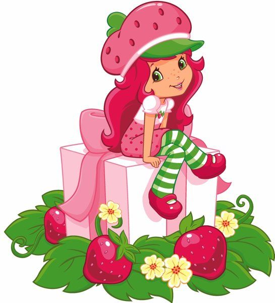 strawberry shortcake | Strawberry Shortcake Happy Holidays from Berry Bitty City