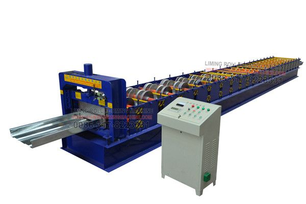 Simple structure and beautiful appearance. #Anode #plate #roll #forming #machine adopts steel structure, welding after the overall processing.So the machine has a simple and reasonable structure, strong bearing capacity, stable and reliable operation. Anode plate roll forming machine is a large equipment designed for custom made plate.