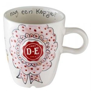 Douwe Egberts Coffee.... Yes, it comes from Holland