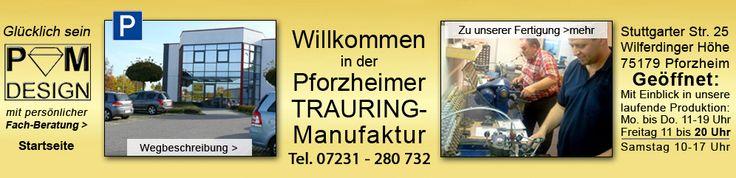 Trauringe günstig - Trauring Manufaktur Pforzheim