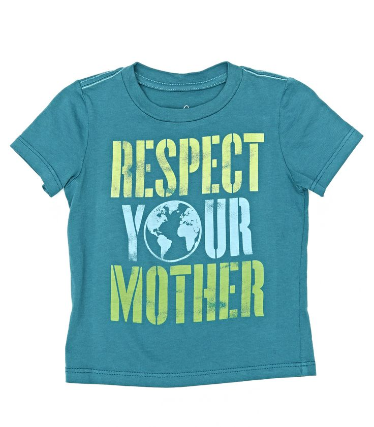 Baby Respect Your Mother - Shirts & Tees - Shop - baby boys | Peek Kids Clothing