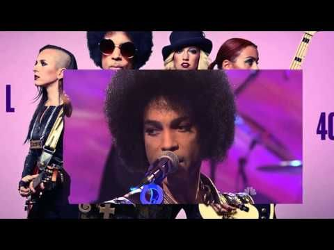 Prince Saturday Night Live Full Performance 2014 (SNL Host: Chris Rock) - YouTube
