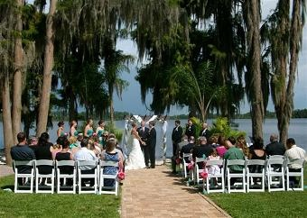 This Is A Great Shot Of The Paradise Cove Wedding Ceremony Location