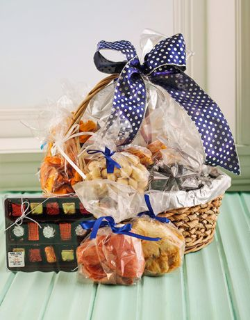 Passover Chocolate & Dried Fruit Hamper