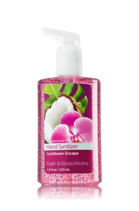 17 best images about hand sanitizer on pinterest sweet for Where are bath and body works products made