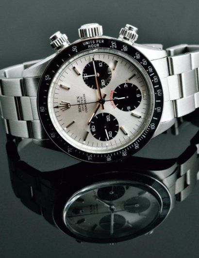 Rolexes are a little overdone these days but I'm a fan of this one