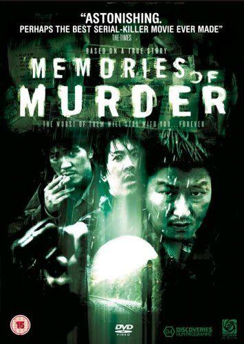 Memories of Murder [DVD]: Amazon.co.uk: Film & TV