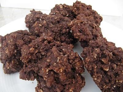 Witte bonen chocolade koekjes