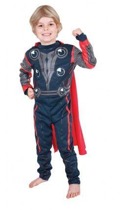 Costume de Thor™ Enfant-The Avengers™-