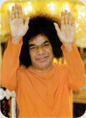"""Sathya Sai Baba  """"Om Sai Ram"""""""