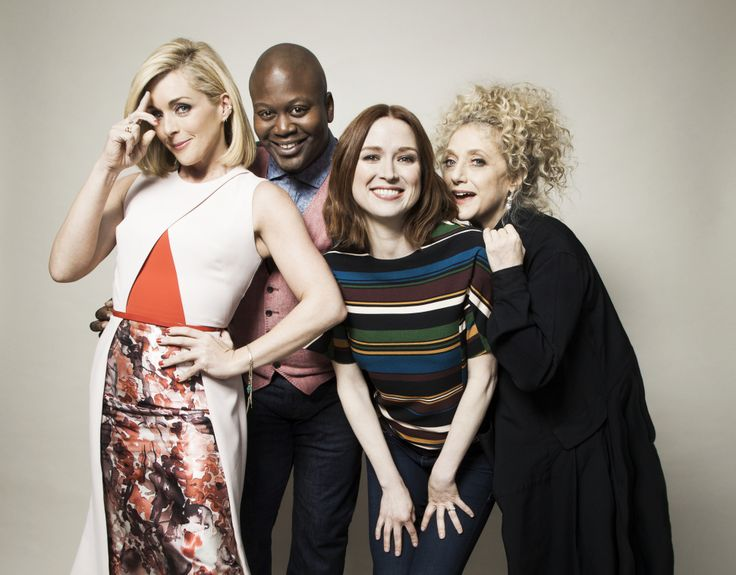The 'Unbreakable Kimmy Schmidt' Cast Re-Team To Reflect On Season 2