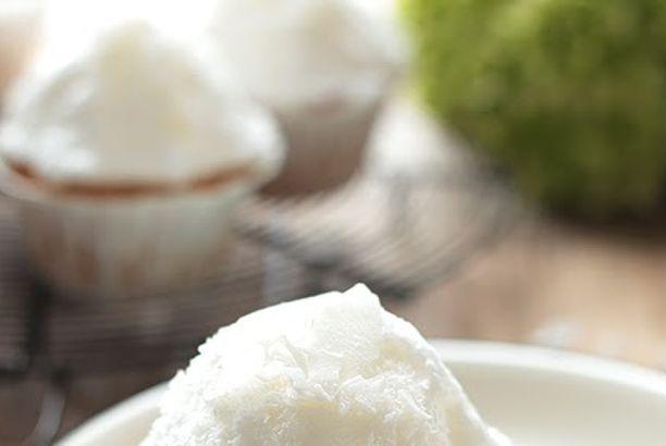 Kokos Cupcakes nach Donna Hay
