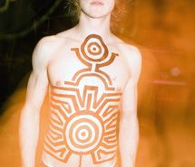 Inspiring picture andrew van wyngarden, mgmt, music, sexy, tattoo. Resolution: 468x700. Find the picture to your taste!