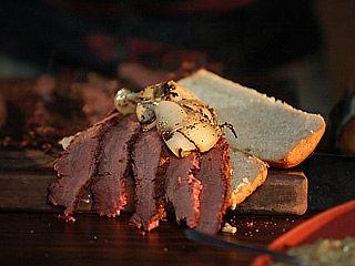 Recetas | Sándwich de pastrami | FOXlife.com
