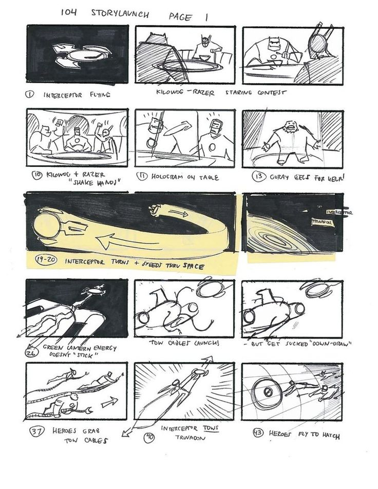 322 best Layout\/Animatic\/Storyboards images on Pinterest - what is storyboard