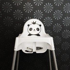 Vinyl - barnstol IKEA