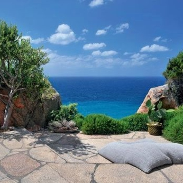 Sardinia- I want this view!