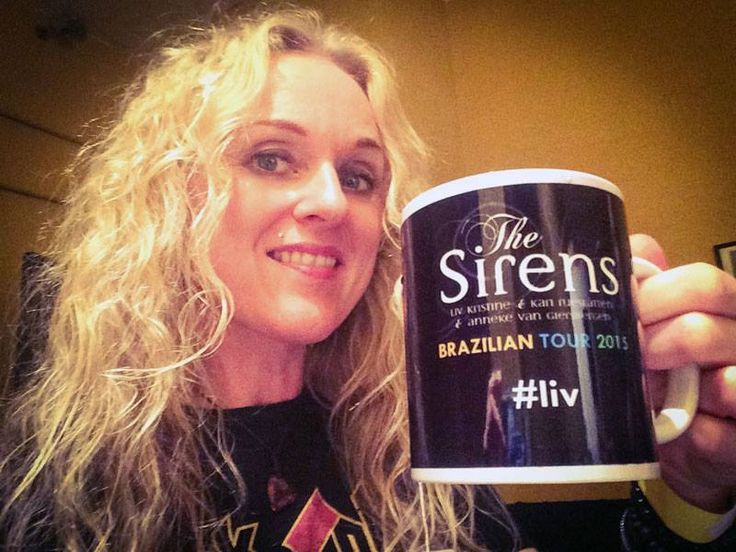 LIV KRISTINE - The Sirens