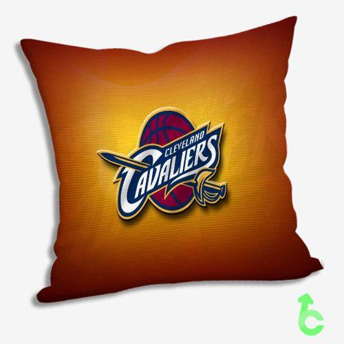 Best basketball nba CLEVELAND CAVALIERS LOGO Pillow Cases