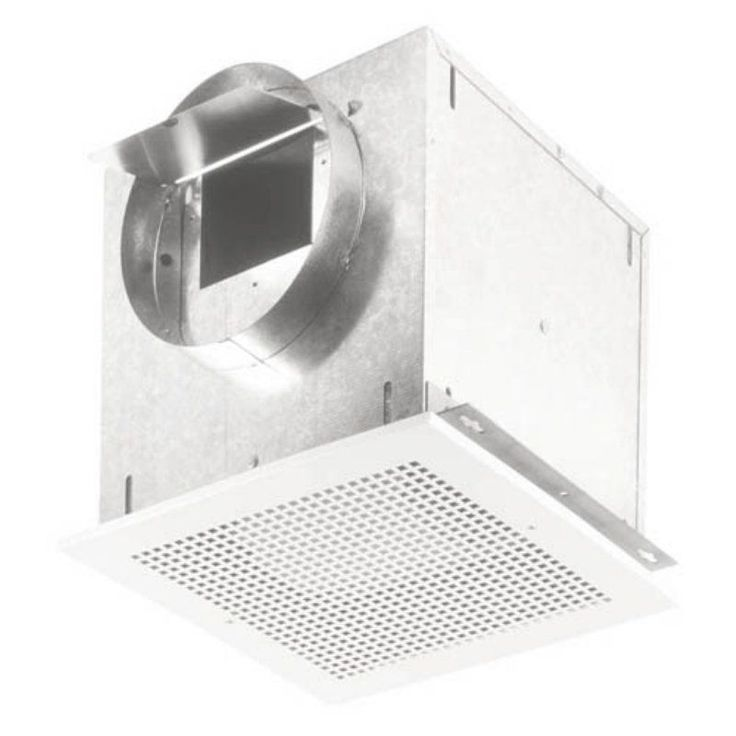 Broan Nutone High Capacity Ventilation Fan With Metal Grille   Kitchen Rated