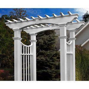 Wedding Arbors on Hayneedle - Wedding Arches for Sale