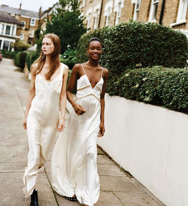 two for the road: mayowa nicholas and julie hoomans by matteo montanari for wsj