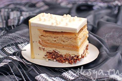 Ангельский торт от Адриано Зумбо