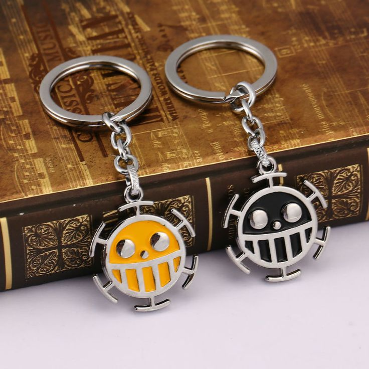 One Piece Smile Face Keychain Figure Silver Pendant Key Chain Keyring //Price: $7.00 & FREE Shipping //     #onepiece #onepieceanime #dluffystore