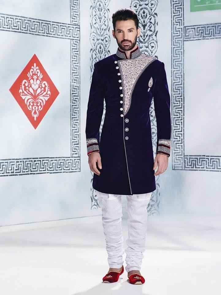 Ethnic Designs Nowhere Else Like dis wink emoticon  #ShriSanskrutiWeddingHouse - Ethnic Designer Collection for Men  Follow us on twitter: https://twitter.com/SanskrutiHouse