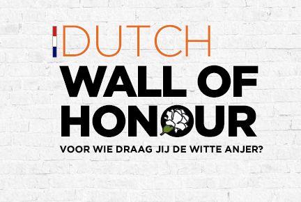 De Stichting Anjerveteranendag heeft een nieuwe website gemaakt om veteranen te eren. De digitale `Wall of Honour` biedt de mogelijkheid om erkenning en waardering te tonen aan Nederlandse veteranen. Dit doe je door een veteraan toe te voegen en een Witte Anjer te geven. Tevens kan je de verhalen lezen, oude bekenden terugvinden en zien waar Nederlandse militairen actief zijn geweest. #DutchWallofHonour #WallofHonour #Veteranendag #WebDesign #LogoDesign #LikeableDesign