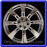 Cadillac Escalade 2013 Wheels & Rims Hollander #5409 #Cadillac #Escalade #CadillacEscalade #2013 #Wheels #Rims #Stock #Factory #Original #OEM #OE #Steel #Alloy #Used