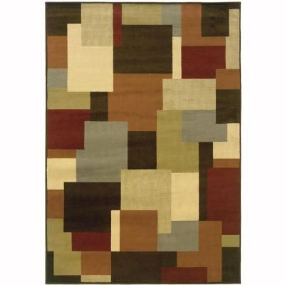 ... Teal Area Rug Home Depot Color. From Homedepot.com · Oriental Weavers  Grace Camrose Multi 7 Ft. 10 In.