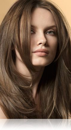 6N Brilliant Brunette® Light Natural Brown - Precision foam permanent colour shades | John Frieda®