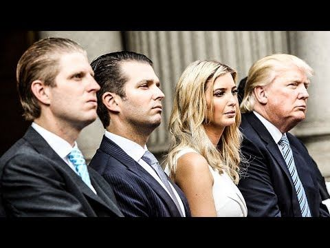Trump Family So Bad At Filling Out Forms That All Their Election Ballots Were Thrown Out - YouTube