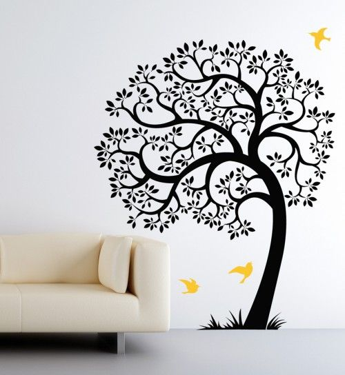 Love This Gorgeous Tree Wall Decal From Cherry Walls. So Many Other Great  Options To Part 94