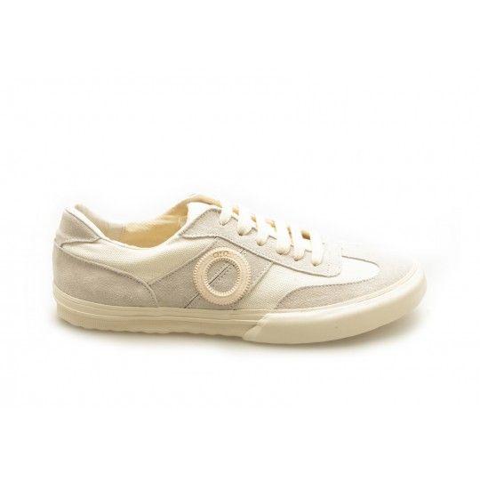 ARO Barcelona Sneakers  3331 POL CANVAS D | MILK