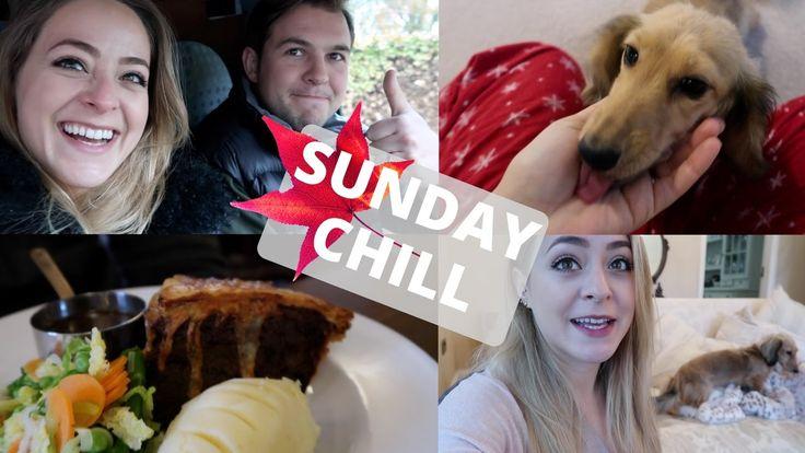 Back Pain & Sunday Chill! Vlogtober 30 | Fleur De Vlog
