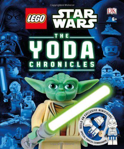 LEGO Star Wars: The Yoda Chronicles by Daniel Lipkowitz,http://www.amazon.com/dp/1465408681/ref=cm_sw_r_pi_dp_0szysb0HEZP22CAG