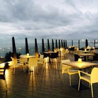 Skybar and Grill - Desroches Hotel's Margate