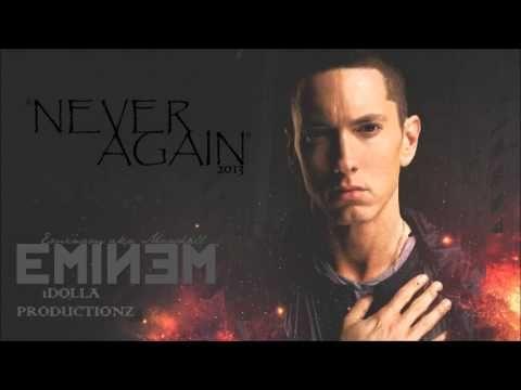 "Eminem Style Beat - ""Never Again"" (Epic, Frantic, Rap Beat)"