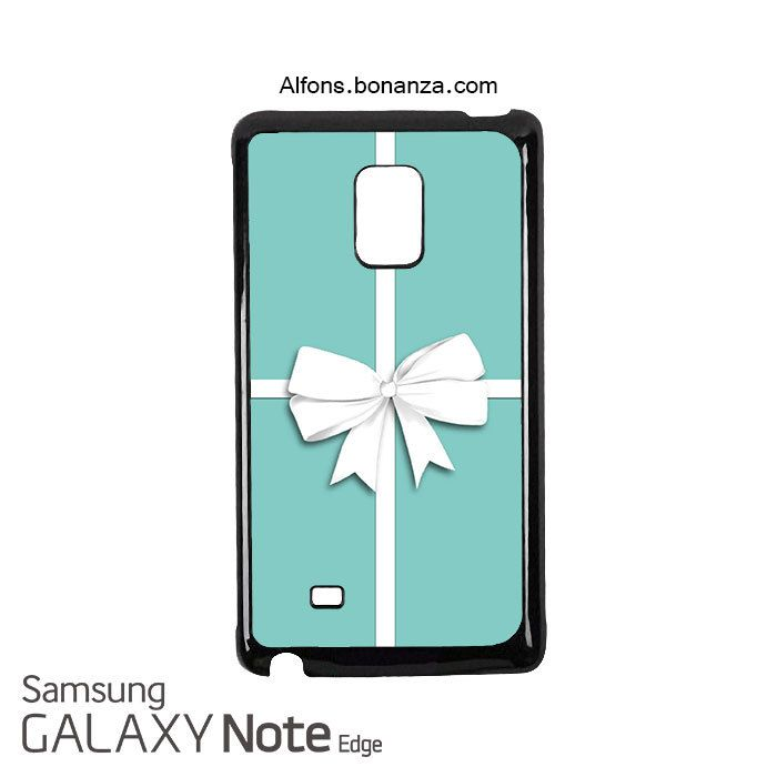 Tiffany Box Bow Samsung Galaxy Note EDGE Case