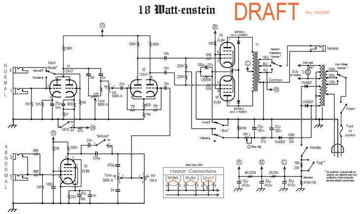 Pin on HIFI CSöves kapcsolások