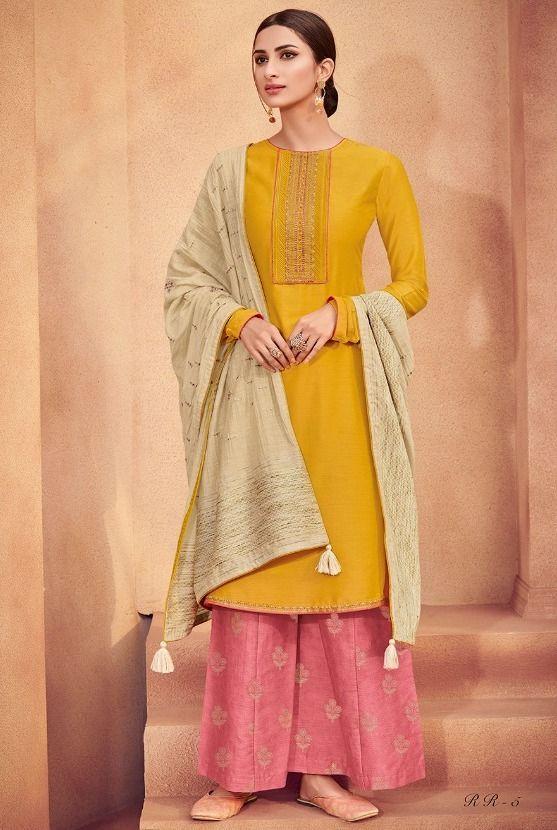 e85c61d069 Varsha Fashion Rangrez Dress Material (8 pc catalog) | Versa faishan ...