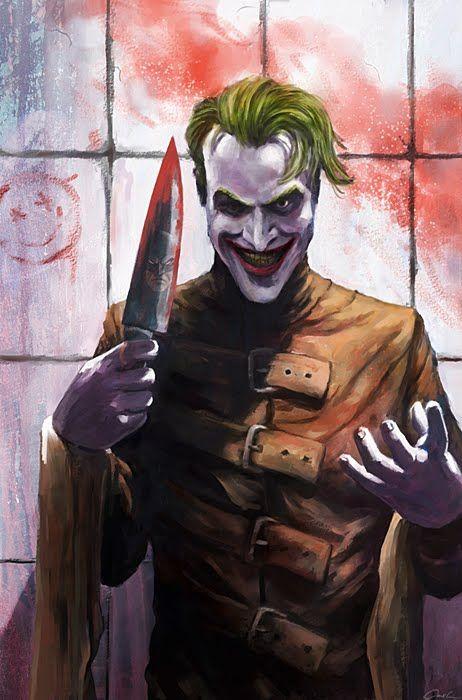 Straight-Jacket Joker