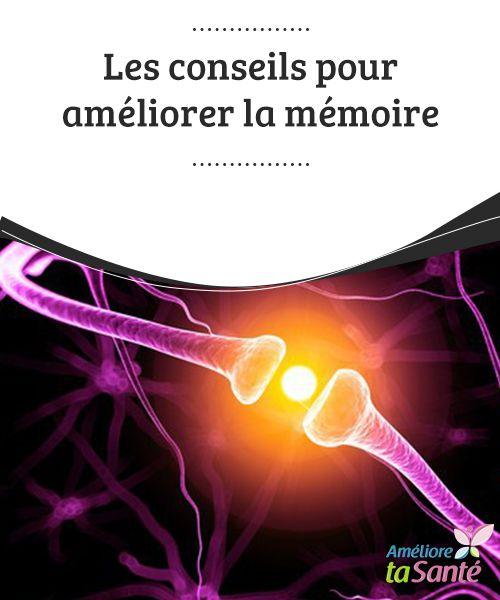 Les #conseils pour améliorer la mémoire   Conservez une #mémoire en bon état est #fondamental tout au long de sa vie. Venez découvrir nos conseils (surprenants) pour #améliorer la mémoire !